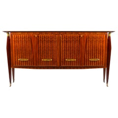 Italian Design Midcentury Sideboard or Bar Cabinet by Vittorio Dassi, 1948