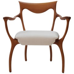 Italian Design, Roberto Lazzeroni for Ceccotti Chair, 1990s