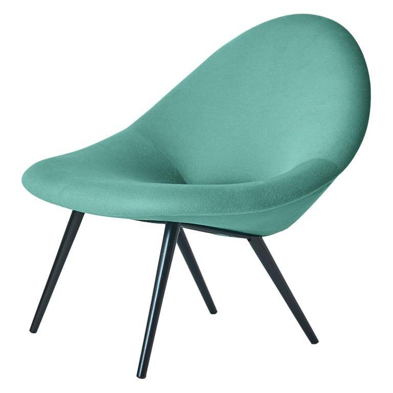 Italian Design Scoop Chair For Sale