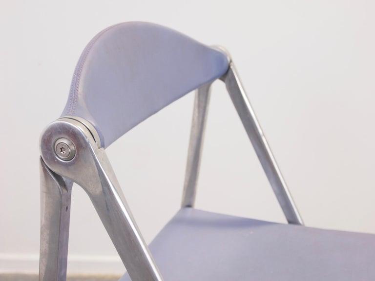 Italian Design Set of 3 Folding Chairs