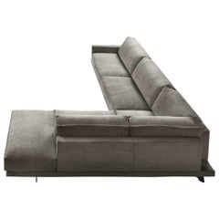 Italian Designer Sectional Sofa, New, made in Italy modular seating