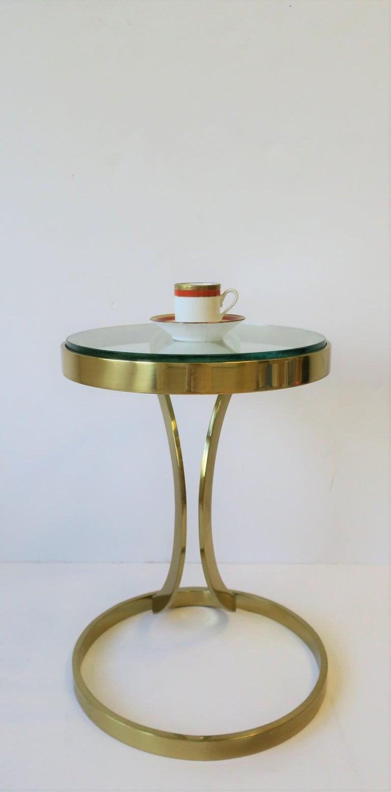 20th Century Italian Designer White Gold & Orange Espresso Coffee Cup by Richard Ginori For Sale