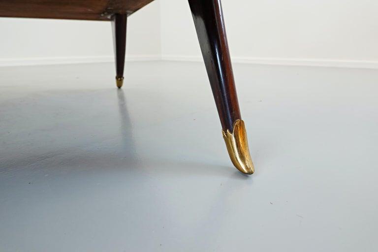 Italian Desk by Vittorio Dassi, 1950s For Sale 2