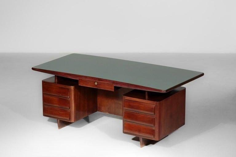 Italian Desk by Vittorio Dassi, 1950s Vintage For Sale 2