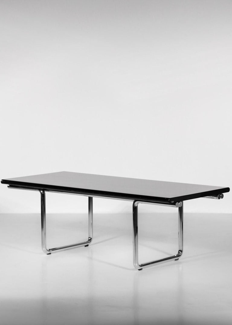 Large desk or dining table. Slight scratches of uses.