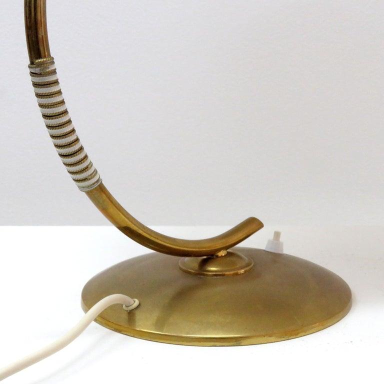 Italian Desk Lamp, 1950 For Sale 1