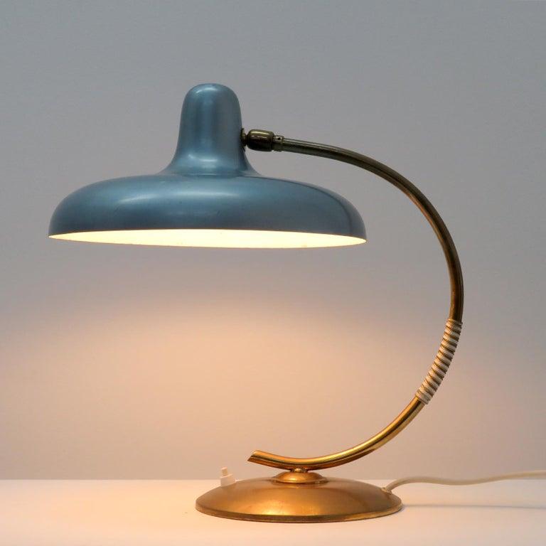Italian Desk Lamp, 1950 For Sale 2