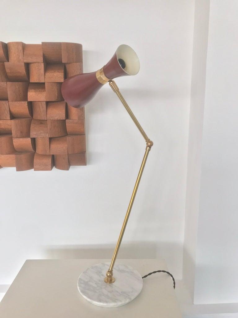 Italian Desk Lamp For Sale 1