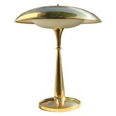 Italian Desk Lamp in Style of Stilux Milano