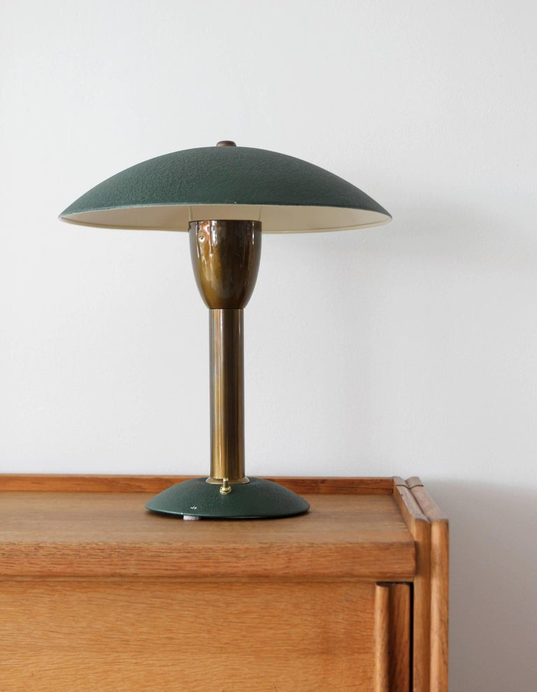 Italian Desk Light In Good Condition For Sale In Los Angeles, CA