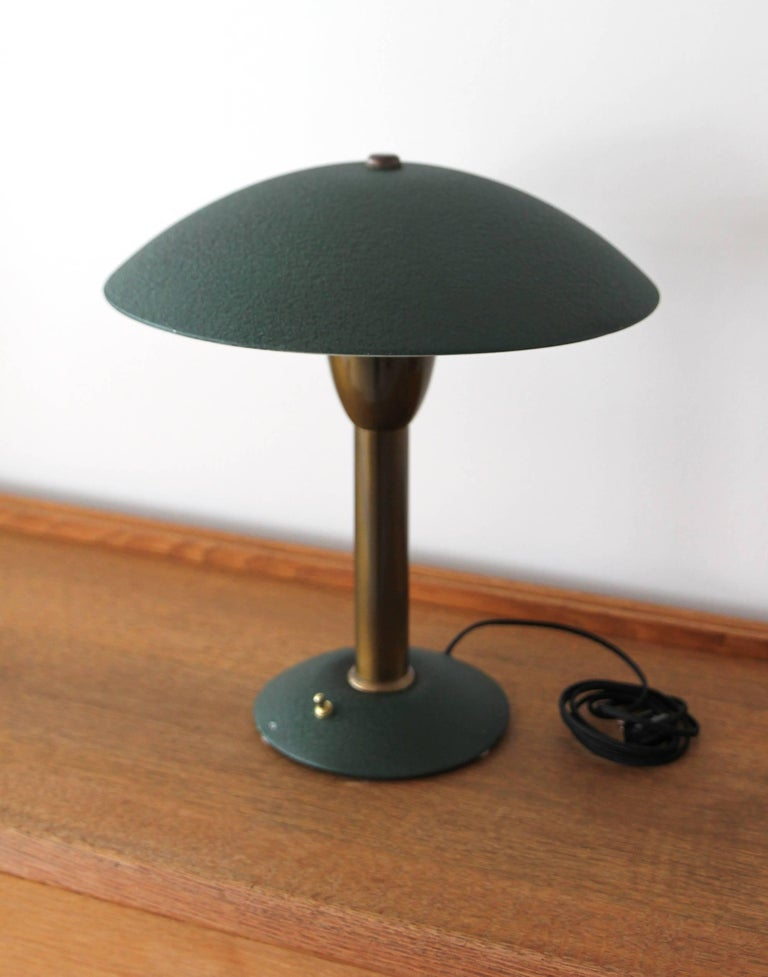Brass Italian Desk Light For Sale