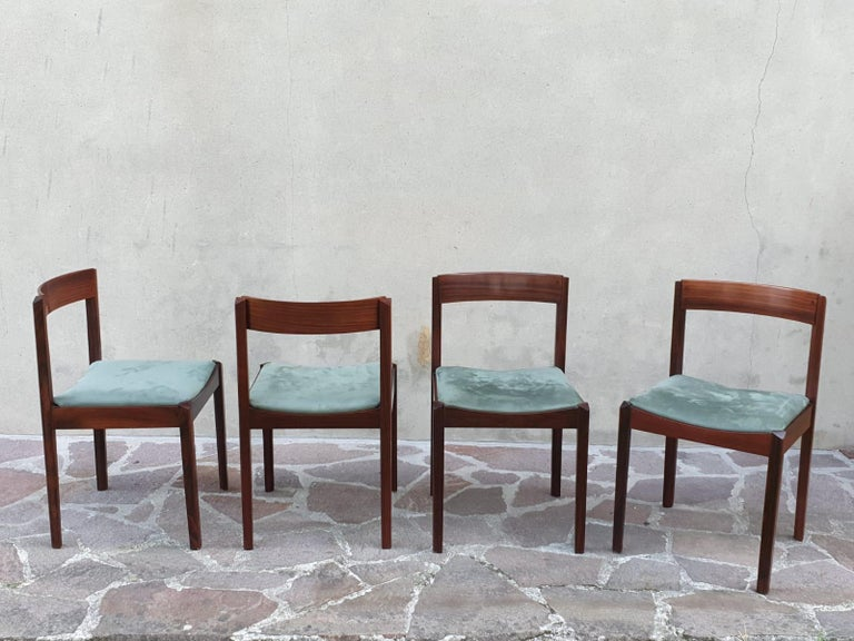 Mid-Century Modern Italian Dining Room set by Dino Cavalli  For Sale