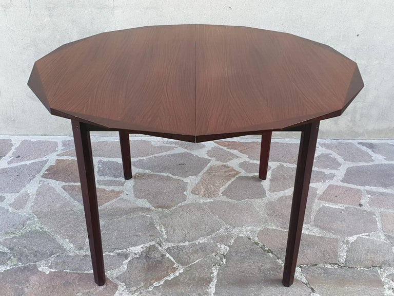 Italian Dining Room set by Dino Cavalli  In Good Condition For Sale In Los Angeles, CA