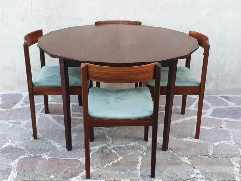 Italian Dining Room set by Dino Cavalli  For Sale