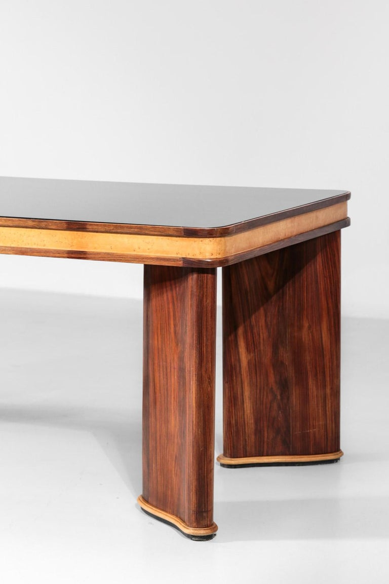 20th Century Italian Dining Table Attributed to Osvaldo Borsani, 1950s For Sale