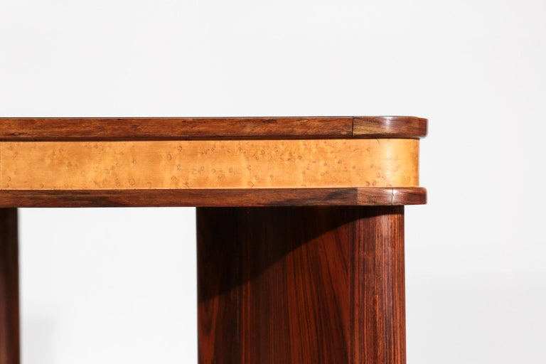 Italian Dining Table Attributed to Osvaldo Borsani, 1950s For Sale 1