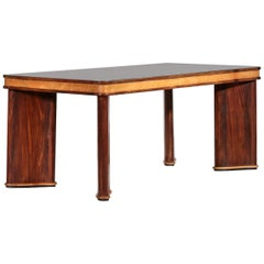 Italian Dining Table Attributed to Osvaldo Borsani, 1950s