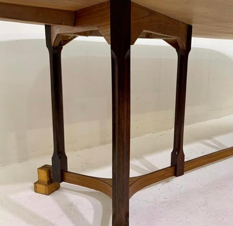 Italian dining table - c.1970 For Sale 3