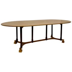 Italian dining table - c.1970