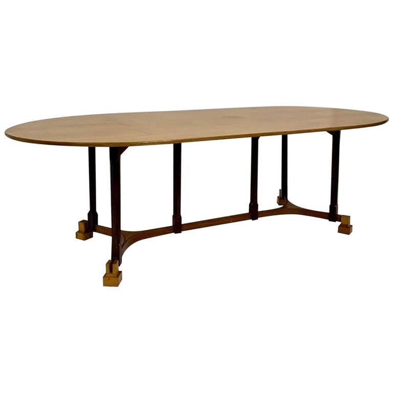 Italian dining table - c.1970 For Sale