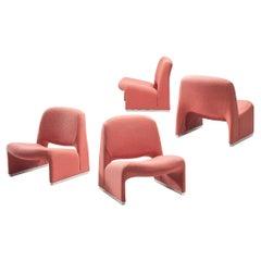 Italian Easy Chairs
