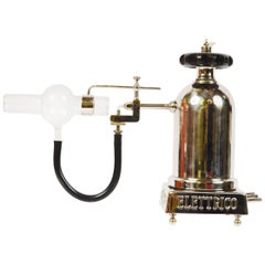 Italian Electric Inhaler of the First Half of the 1900s