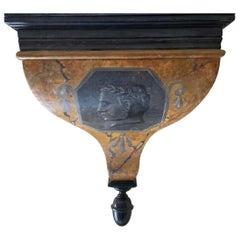 "Italian ""Étagère"" Representing Roman Emperor, 19th Century"