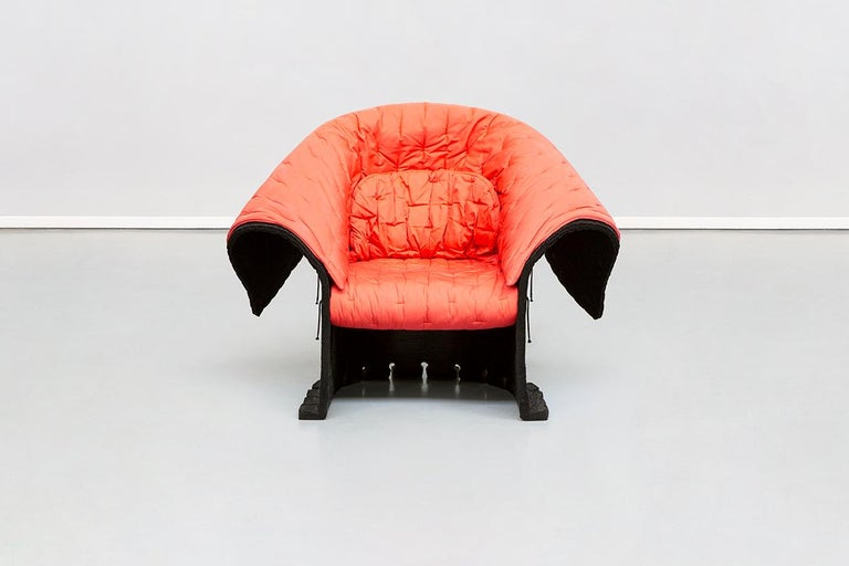 Italian Feltri armchair by Gaetano Pesce for Cassina, 1987