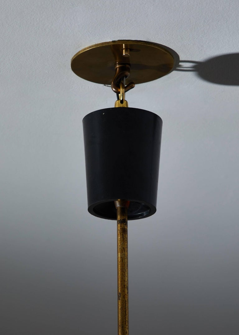 Fifteen-Arm Chandelier by Oscar Torlasco For Sale 4