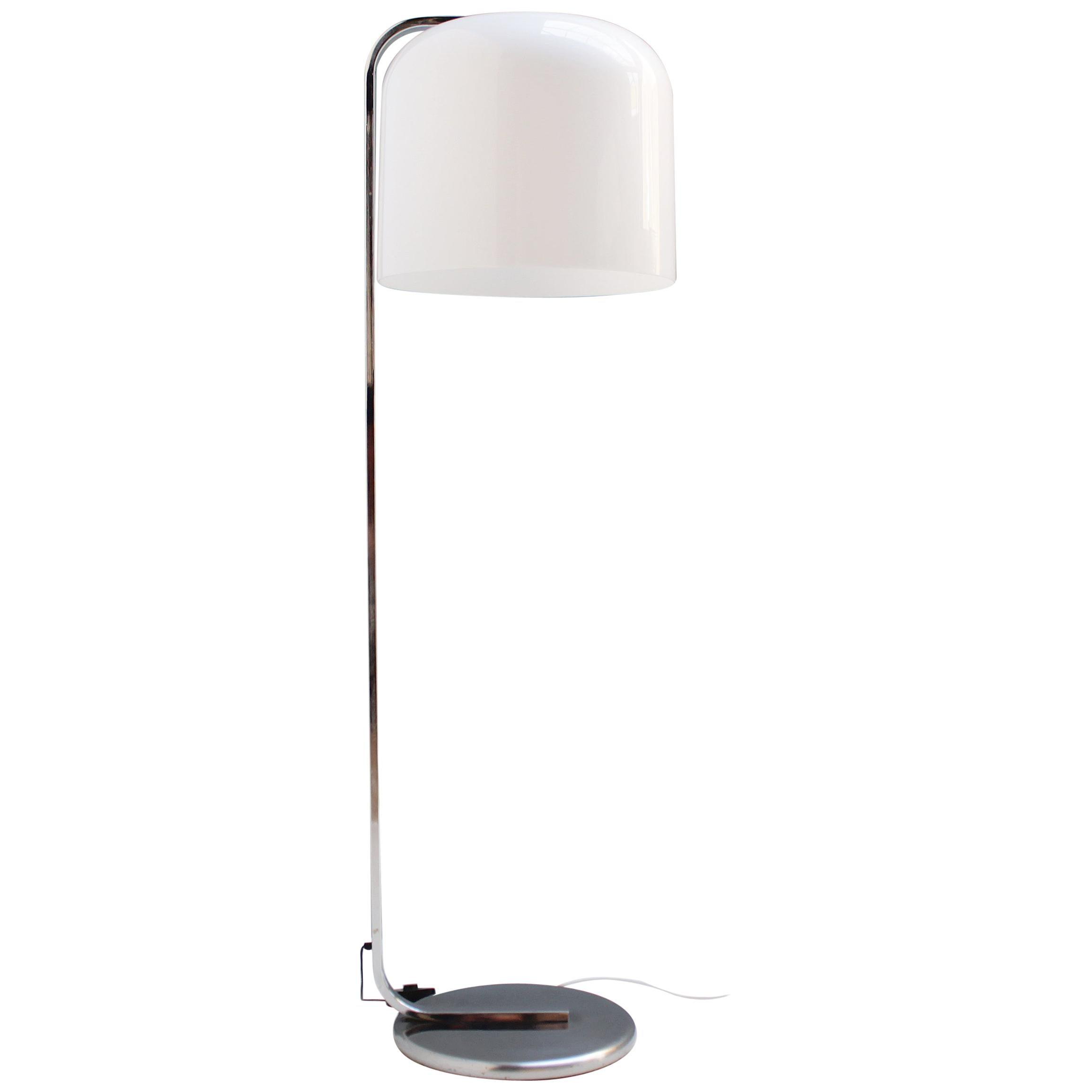 Italian Floor Lamp 'Alvise' by Luigi Massoni for Guzzini