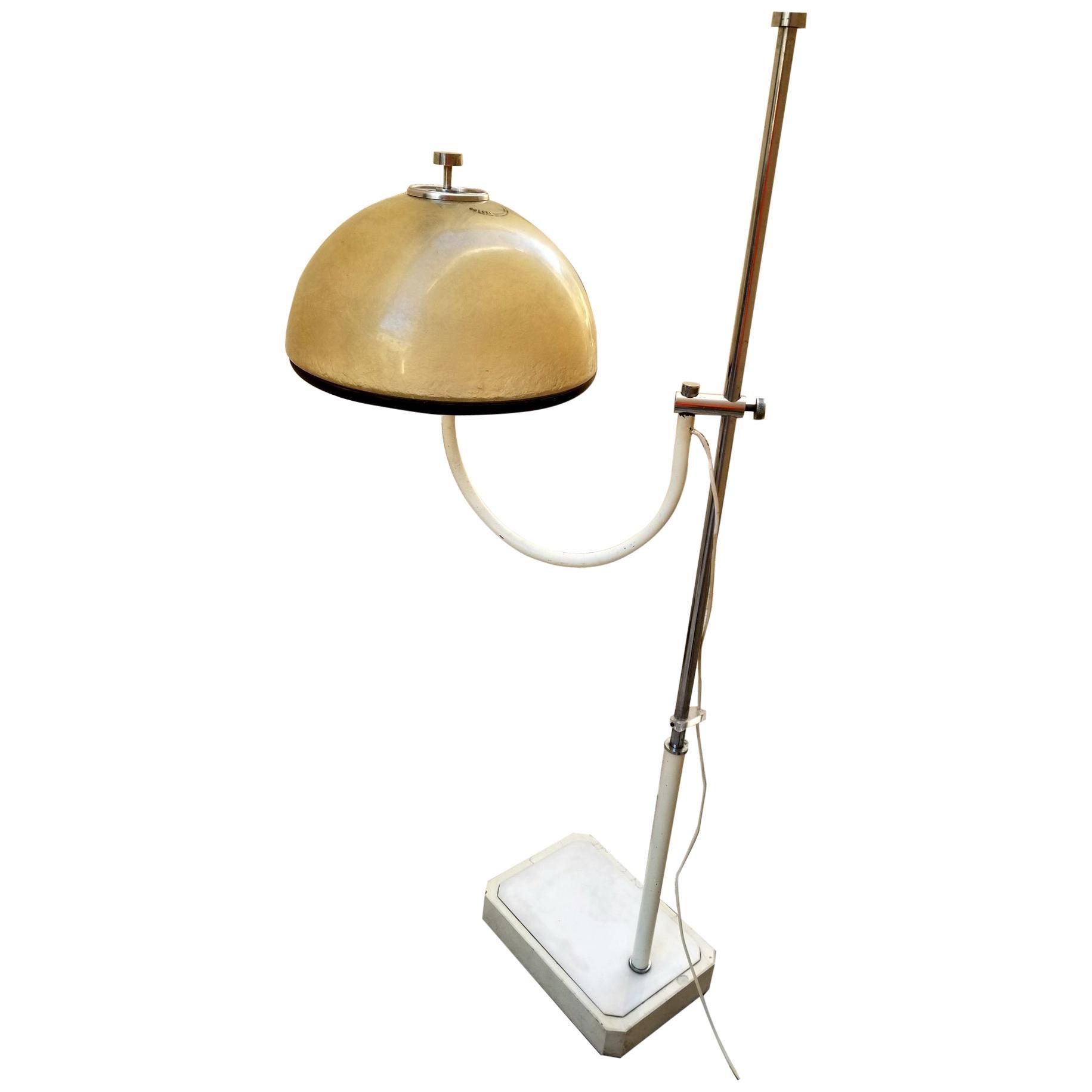 Italian Floor Lamp by Luci