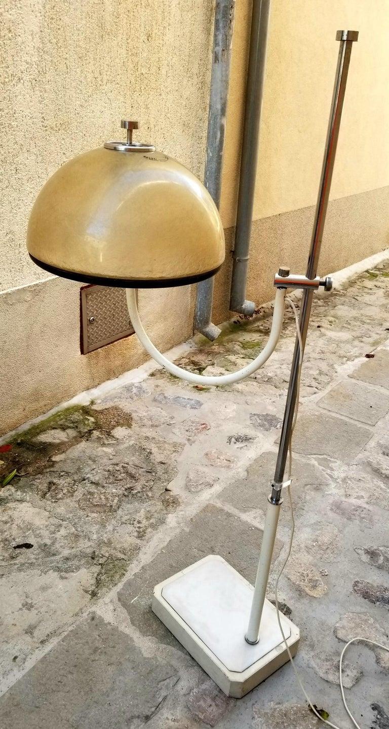 Italian Floor Lamp by Luci  For Sale