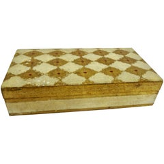 Italian Florentine Box Midcentury