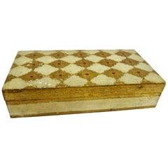 Italian Florentine Box, Midcentury