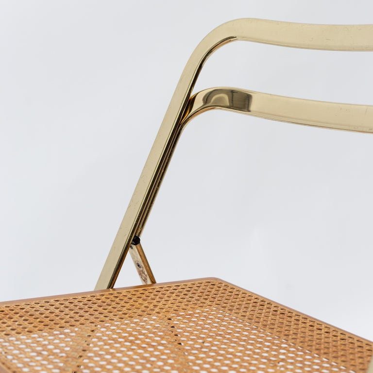 Italian Folding Chairs by Giorgio Cattelan for Cidue, 1970s 5
