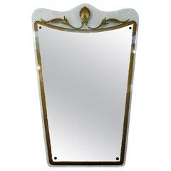 Neoclassical Trumeau Mirrors