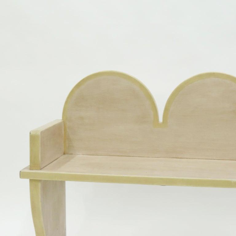 Italian 'Futurist' Bench, 1920s For Sale 1