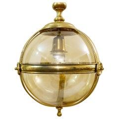 Italian Globe Suspension