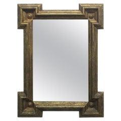 Italian Gold Gilt Frame Mirror