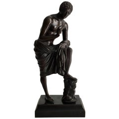 Italian Grand Tour Bronze of Mercury