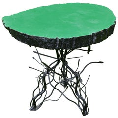 Green Side Tables