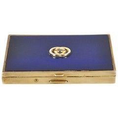 Italian Gucci Cigarettes Case