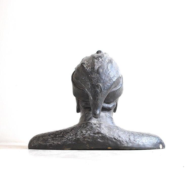 Italian Half Bust Dante Alighieri For Sale 2