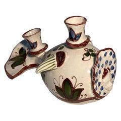 Italian Handmade Ceramic by Sicilian Ceramist Antonino Piscitello, Palermo 21st