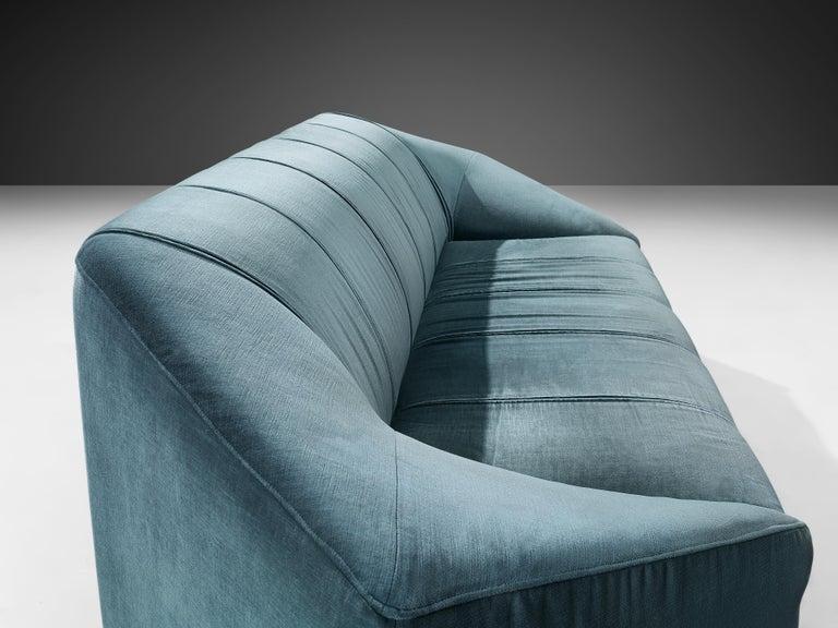 Mid-20th Century Italian Hexagonal Shaped Sofa For Sale