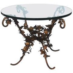 Italian Hollywood Regency Coffee Table