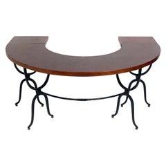Italian Horseshoe Shaped Desk