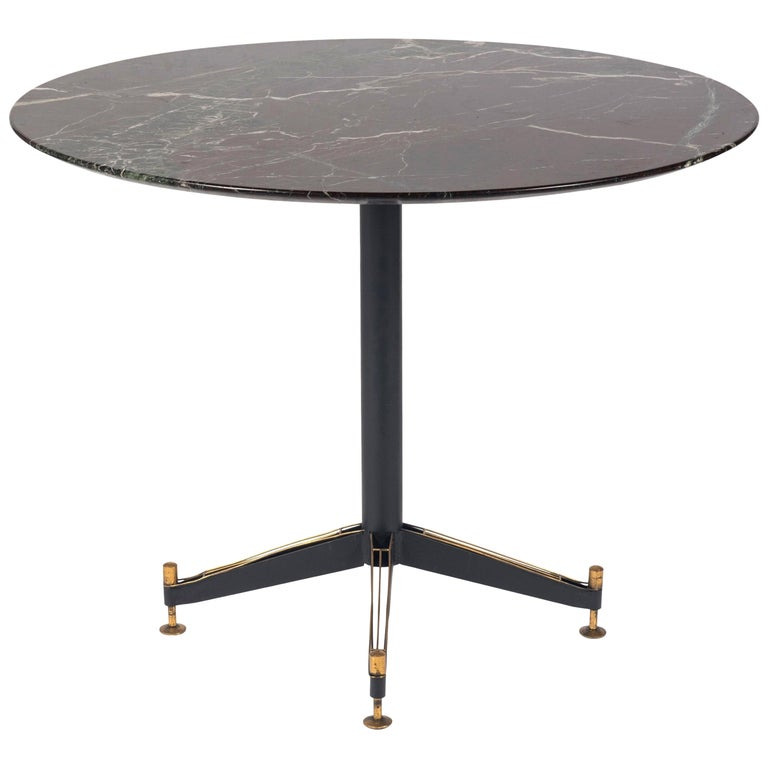Center table attributed to Ignazio Gardella, mid-20th century, offered by Moxie