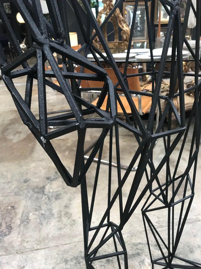 Italian Iron Sculpture