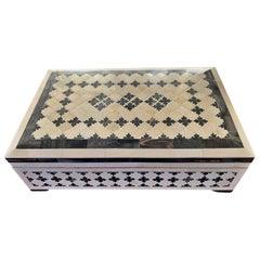Italian Jewelry Box 19th-20th Century